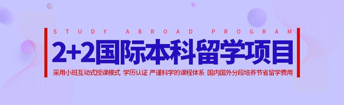 南京理工大学2+2国际本科留学项目